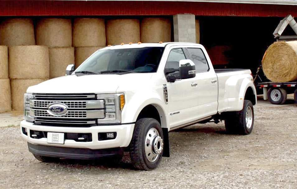 55 Best 2020 Ford F350 Super Duty Redesign And Review