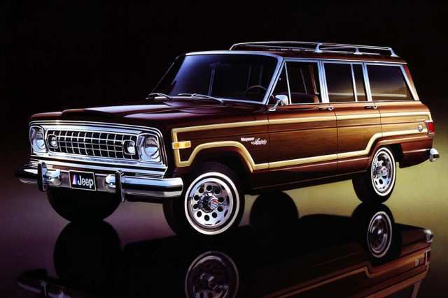 55 Best 2020 Jeep Wagoneer Concept And Review
