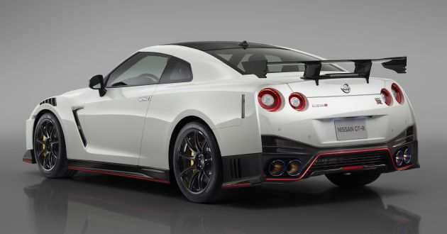 55 Best 2020 Nissan Gt R Nismo Pictures
