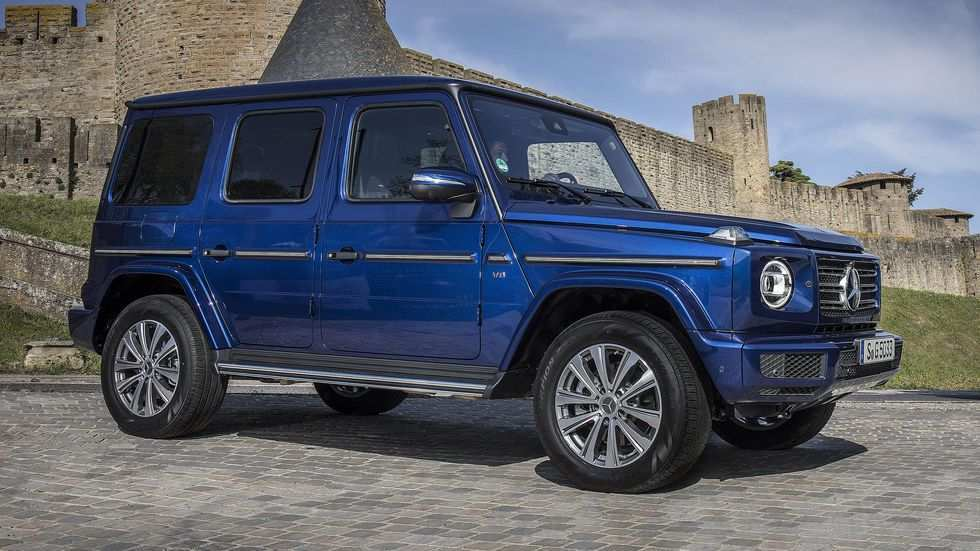 55 Best G550 Mercedes 2019 History