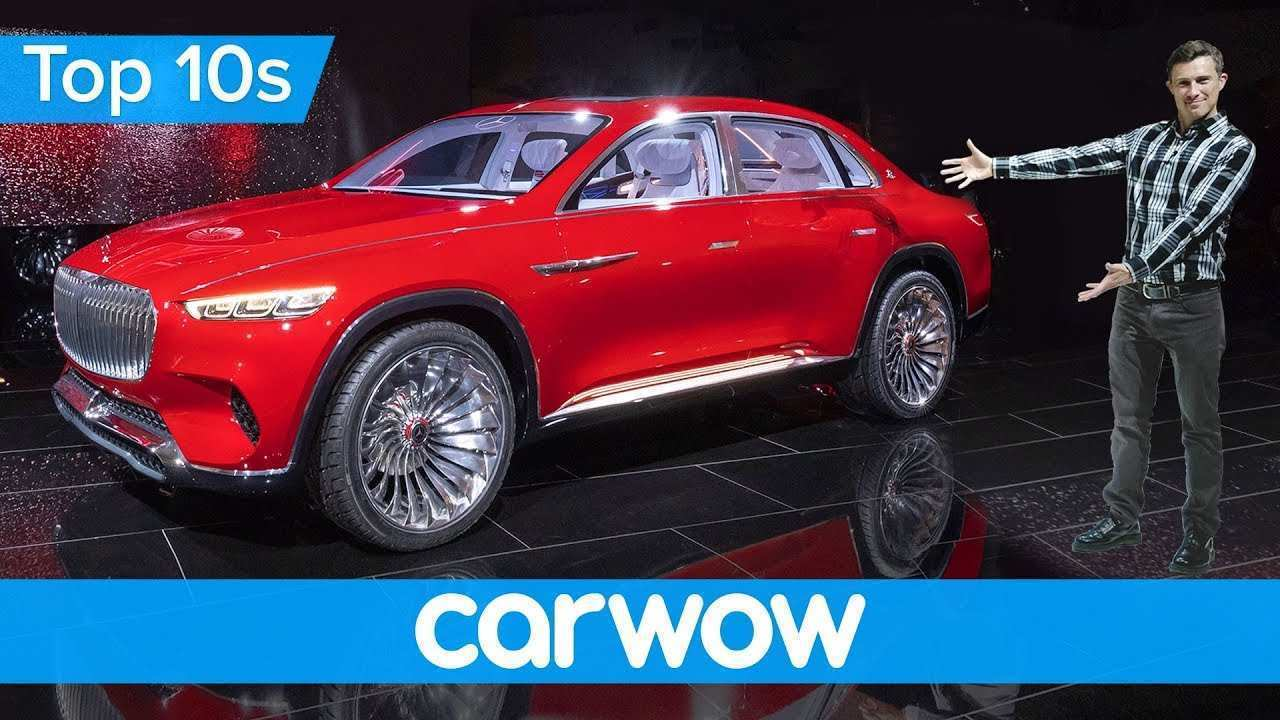 55 Best Mercedes Maybach Suv 2019 Engine