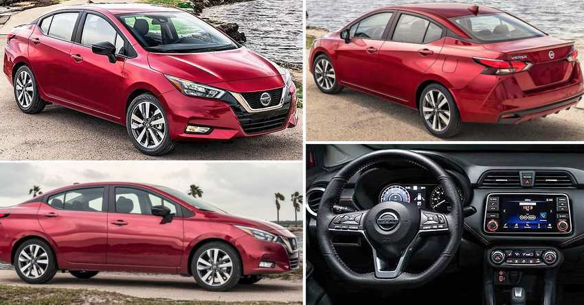55 Best Nissan Sunny 2019 Exterior And Interior