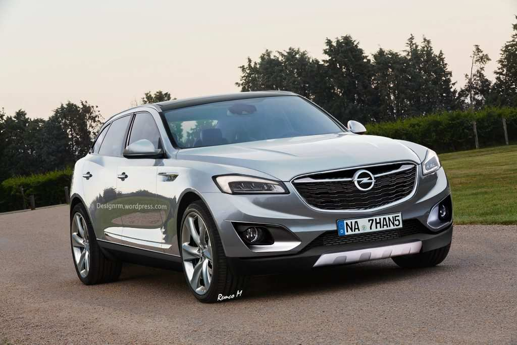 55 Best Nuovo Suv Opel 2020 Wallpaper