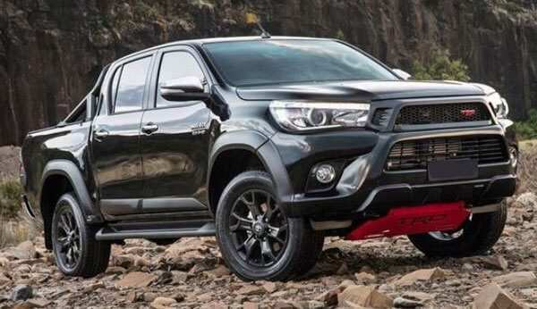 55 Best Toyota Hilux 2020 Exterior And Interior