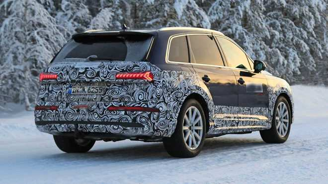 55 Best Xe Audi Q7 2020 Concept And Review
