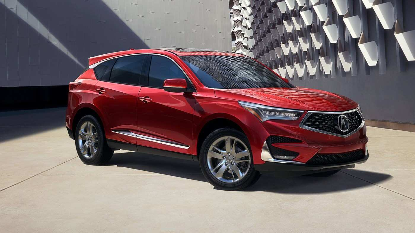 55 New 2019 Acura RDX Research New