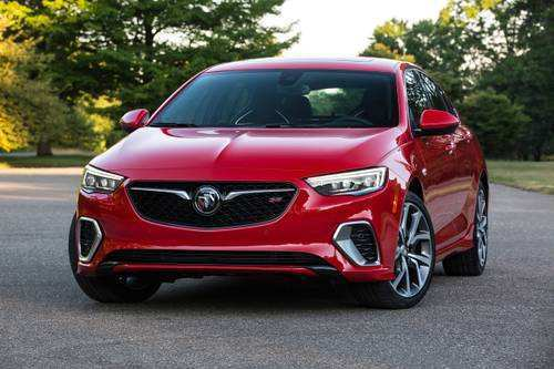 55 New 2019 Buick Regal Photos