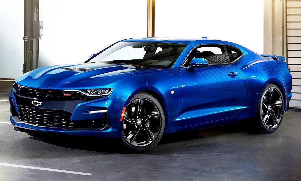 55 New 2019 Chevrolet Camaro New Concept