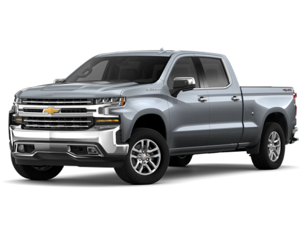 55 New 2019 Chevy Silverado 1500 Concept And Review