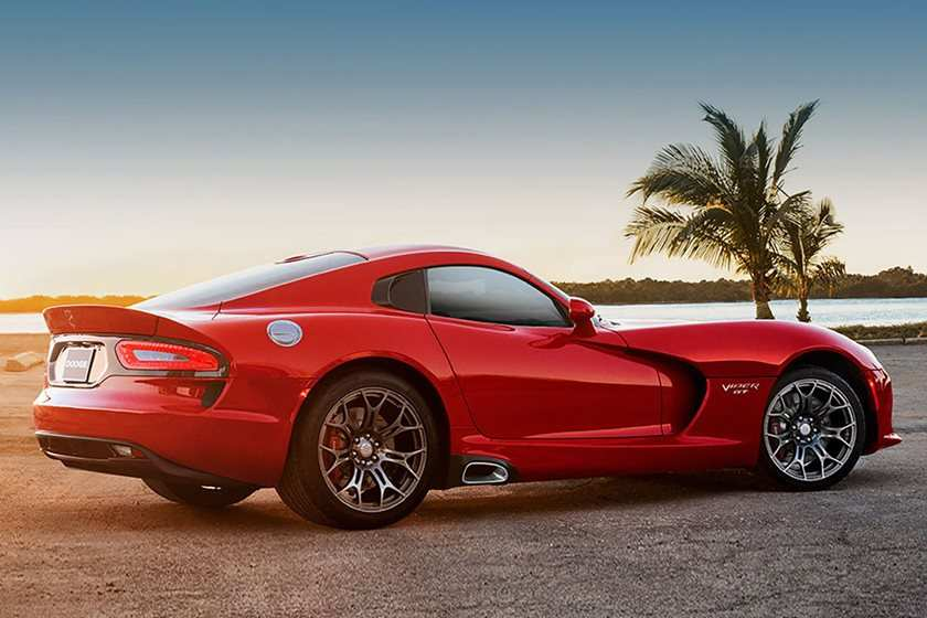 55 New 2019 Dodge Viper ACR Configurations