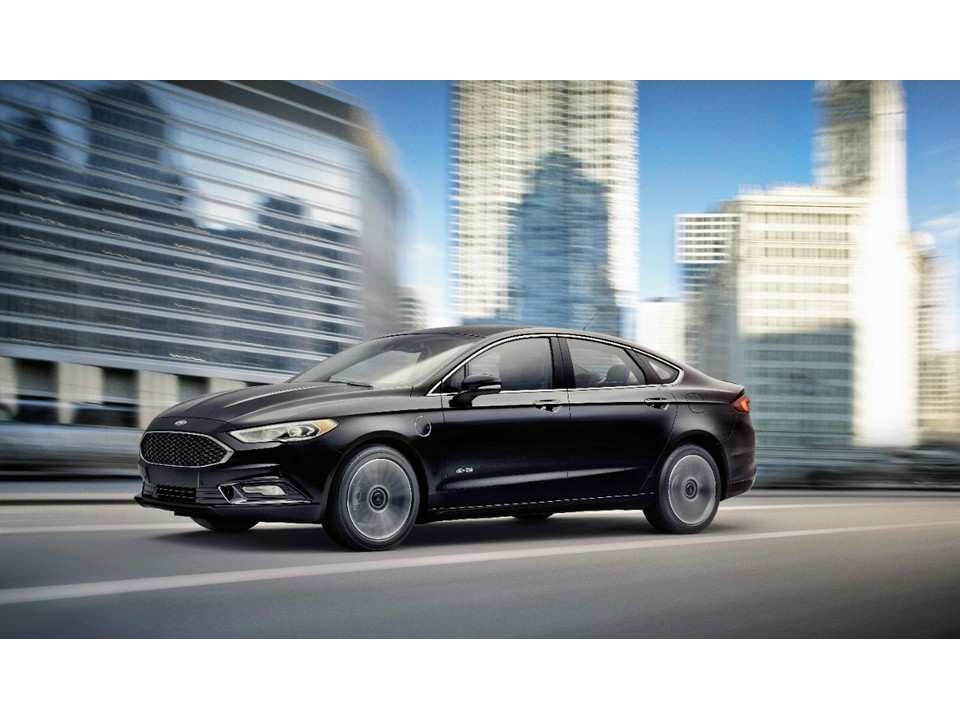 55 New 2019 Ford Fusion Energi Redesign And Review
