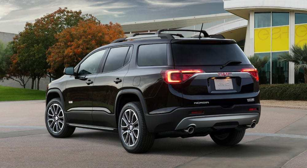 55 New 2019 GMC Acadia Pricing