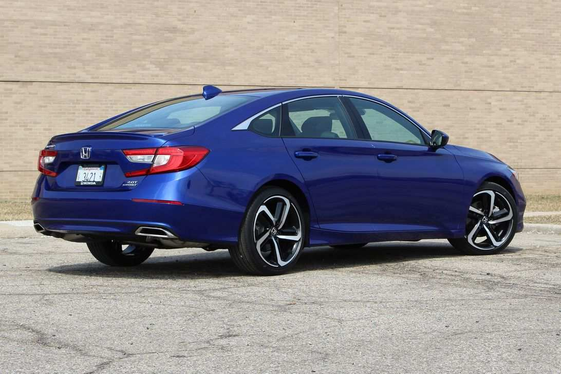 55 New 2019 Honda Accord Sport Images