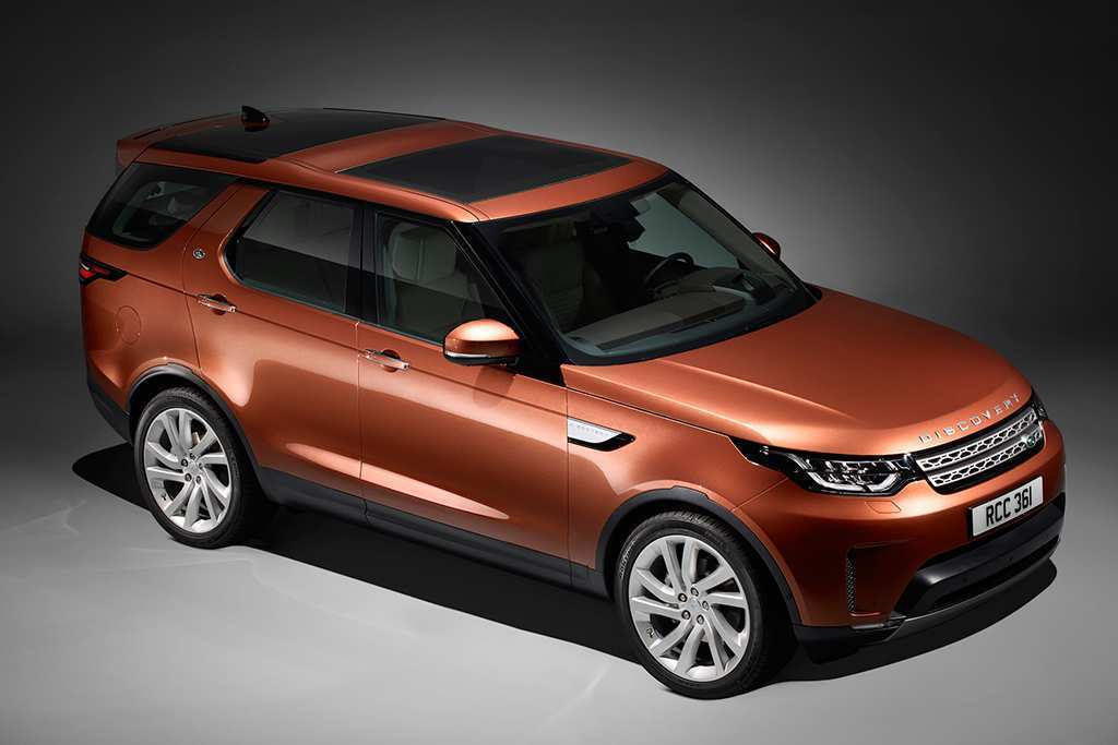 55 New 2019 Land Rover Discovery Reviews