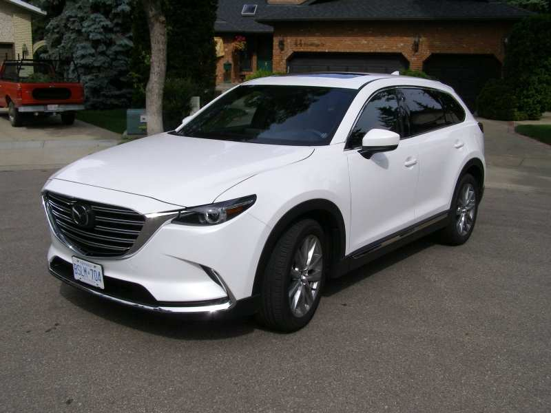 55 New 2019 Mazda Cx 9 Rumors Ratings