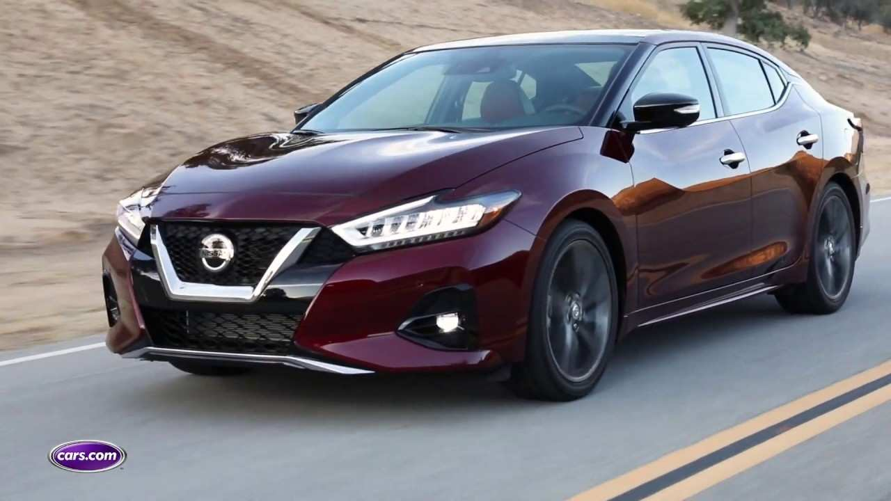 55 New 2019 Nissan Maxima Rumors