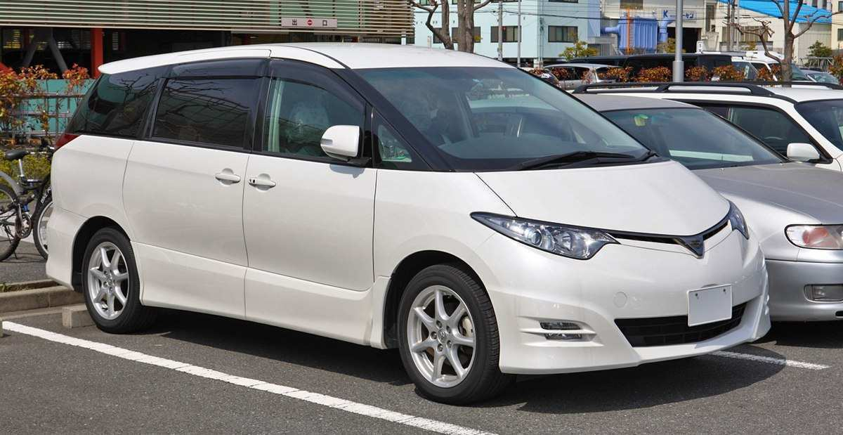 55 New 2019 Toyota Estima Price And Review