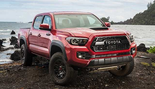 55 New 2019 Toyota Tacoma Diesel Trd Pro Configurations