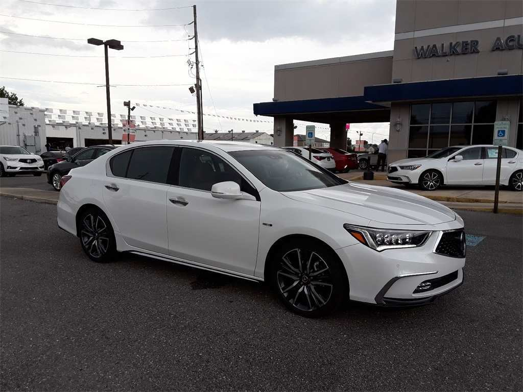 55 New 2020 Acura RLX First Drive