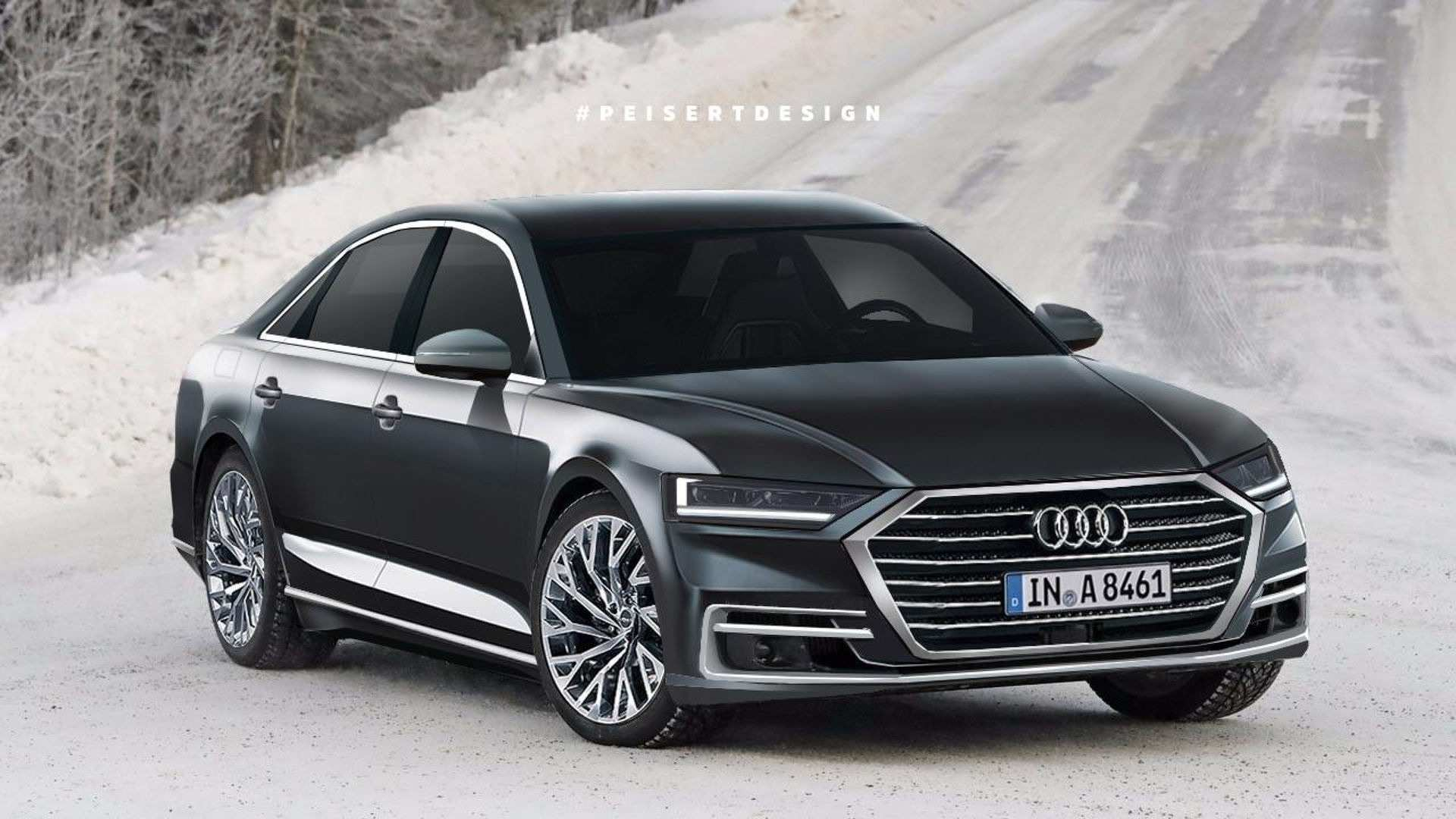 55 New 2020 Audi A8 Redesign And Review