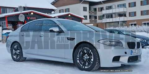 55 New 2020 BMW M5 Xdrive Awd Model