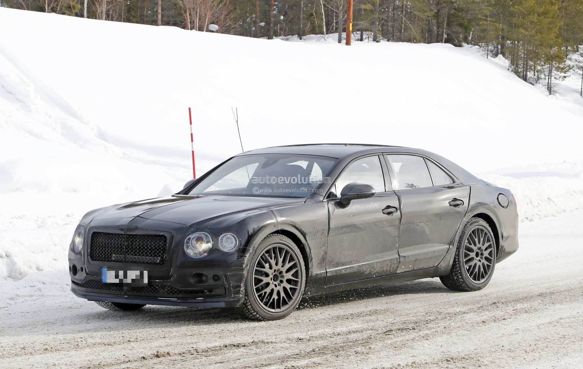 55 New 2020 Bentley Flying Spur Engine