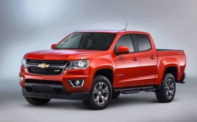 55 New 2020 Chevy Colarado Diesel Performance And New Engine