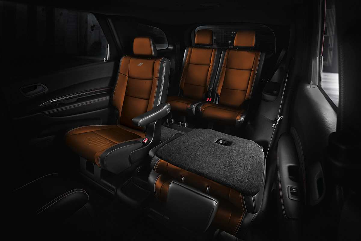 55 New 2020 Dodge Durango Interior Spy Shoot
