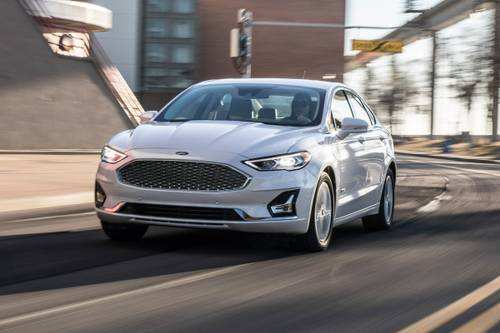 55 New 2020 Ford Fusion Energi Style