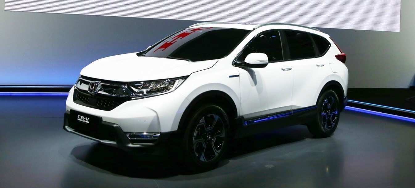 55 New 2020 Honda CRV Price And Review
