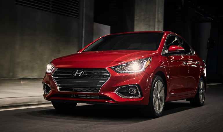 55 New 2020 Hyundai Accent Wallpaper