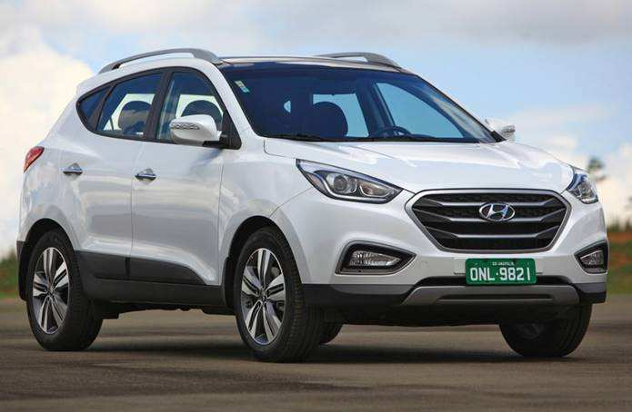 55 New 2020 Hyundai Ix35 Performance