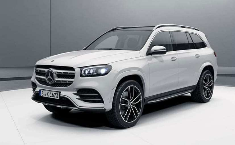 55 New 2020 Mercedes GLS Price