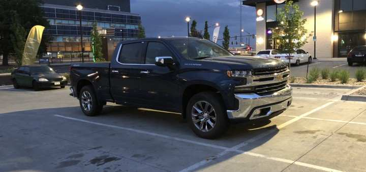 55 New 2020 Spy Silverado 1500 Diesel Concept And Review