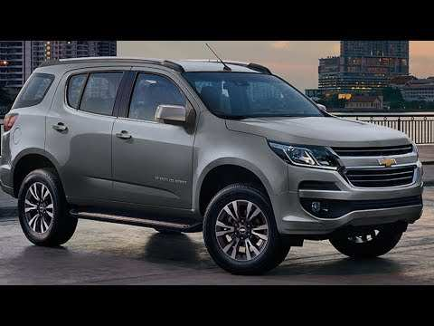 55 New Chevrolet Trailblazer 2020 Interior Redesign And Review