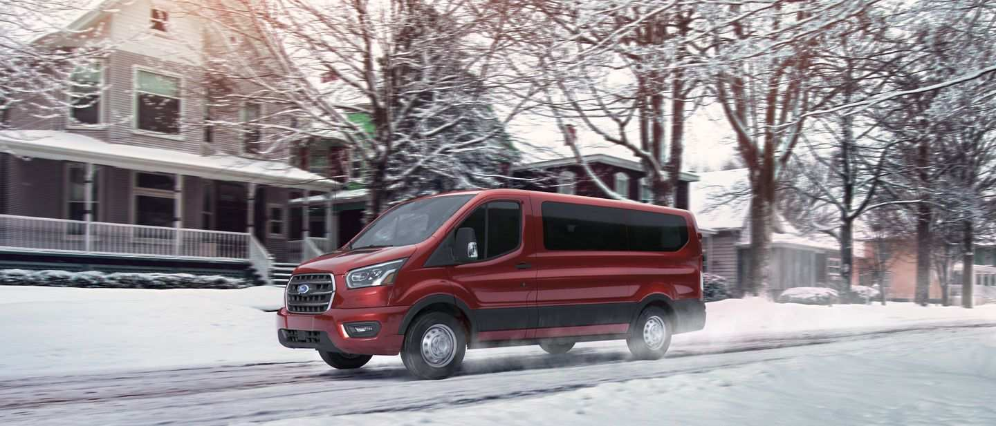 55 New Ford Van 2020 Release Date