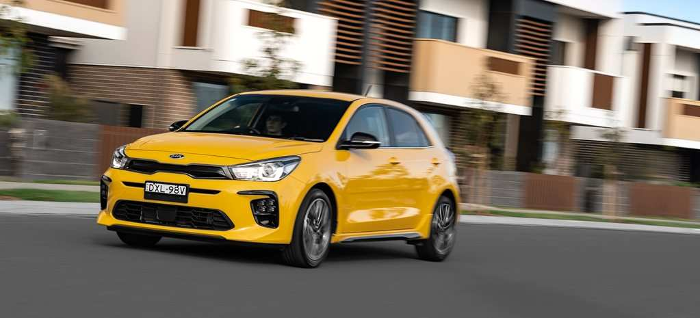 55 New Kia Rio 2019 Review New Review