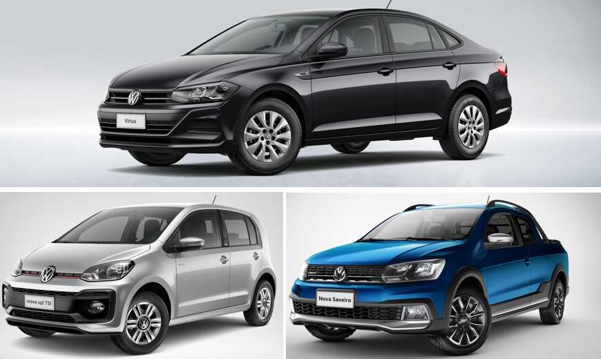 55 New Linha Volkswagen 2019 Price And Release Date