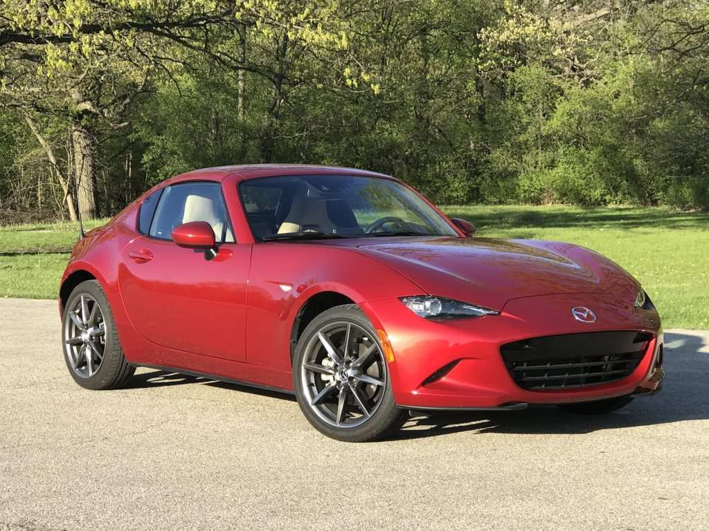 55 New Mazda Mx 5 Facelift 2020 First Drive