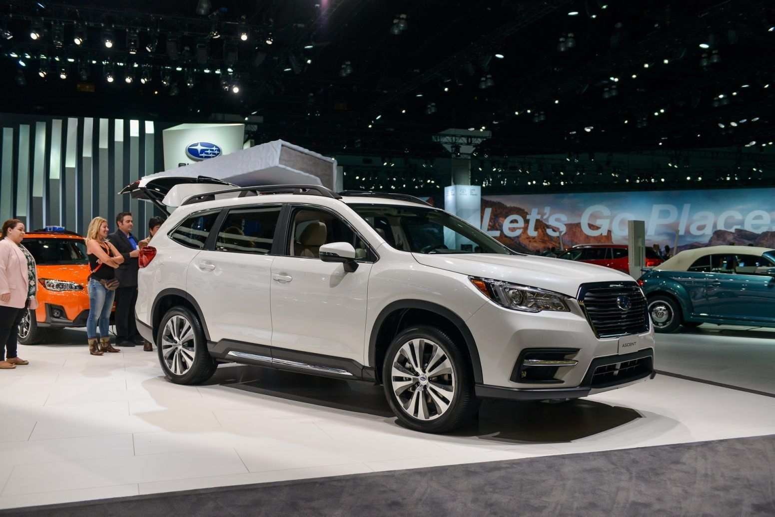 55 New Tribeca Subaru 2019 Price And Review