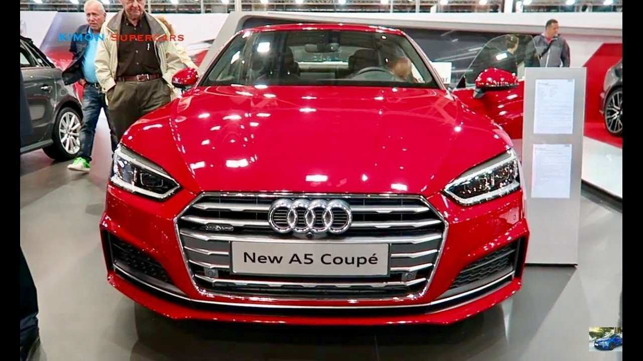 55 The 2019 Audi A5s Pictures