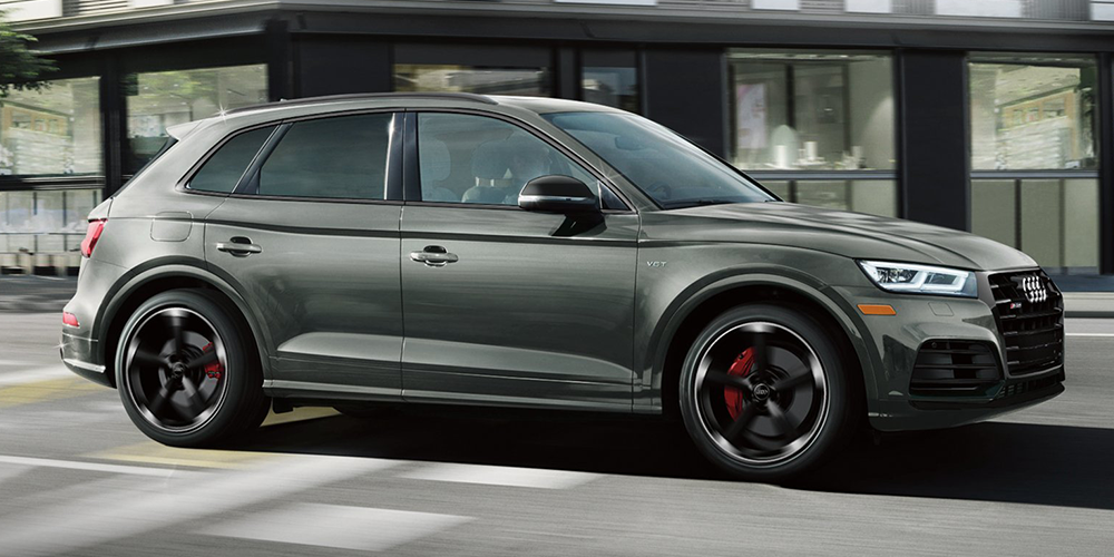 55 The 2019 Audi Sq5 Performance