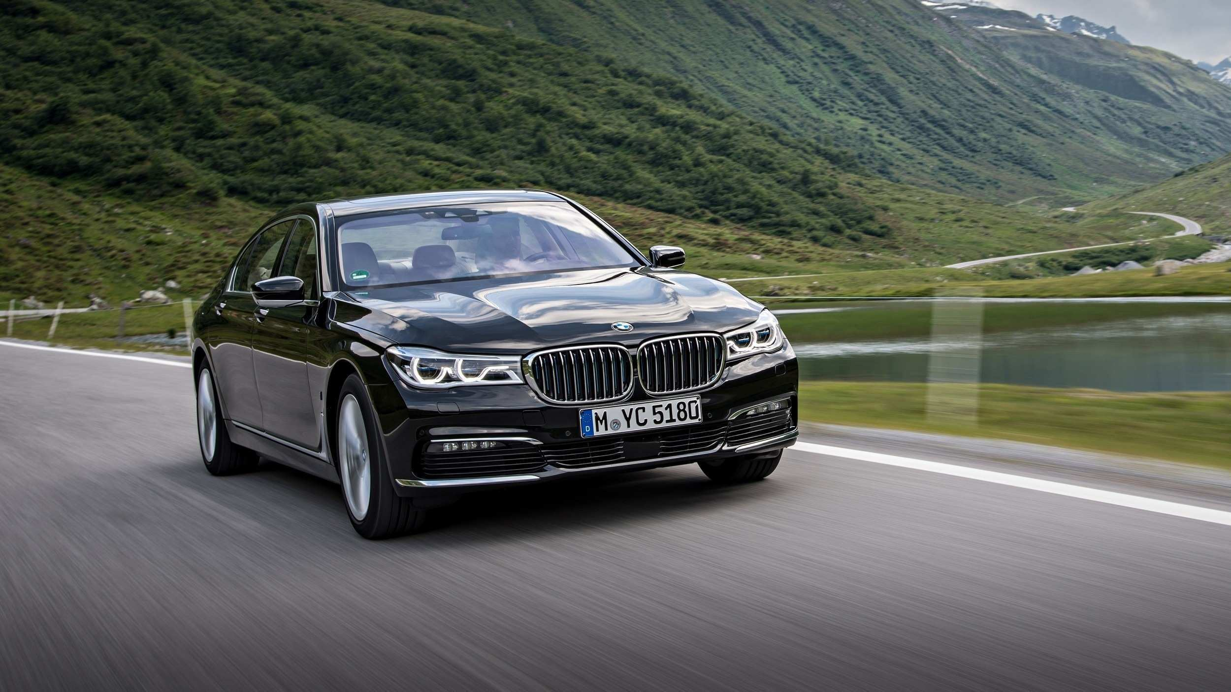 55 The 2019 BMW 7 Series Perfection New Performance And New Engine