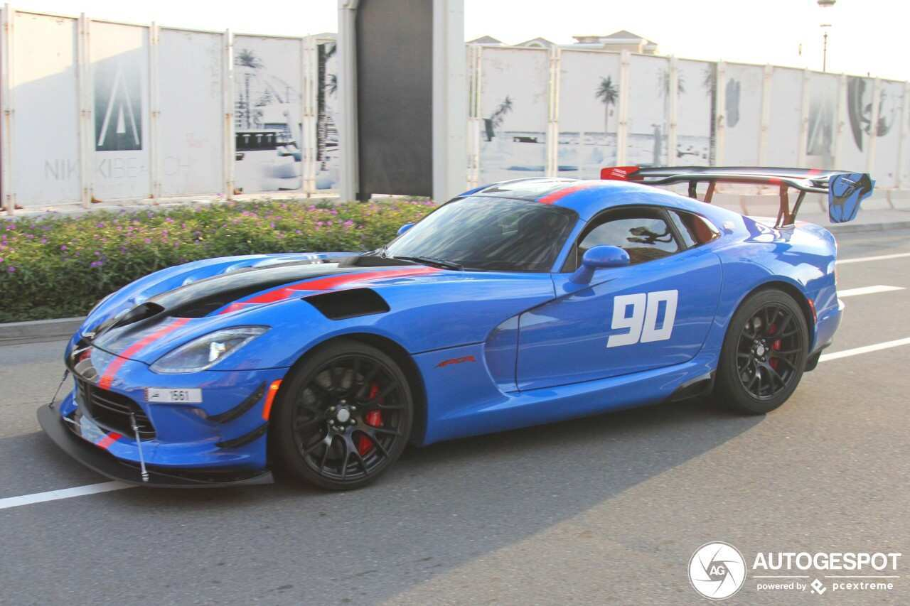 55 The 2019 Dodge Viper ACR Specs And Review