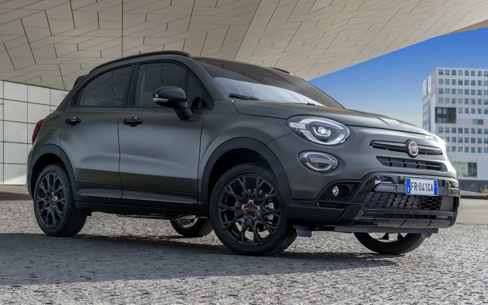 55 The 2019 Fiat 500X Research New