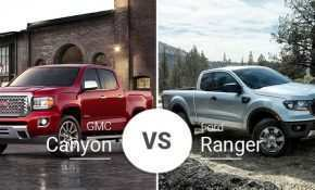 55 The 2019 Ford Ranger Vs Bmw Canyon Overview