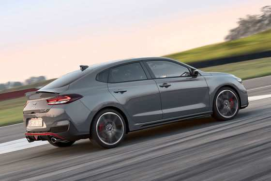 55 The 2019 Hyundai I30 Performance And New Engine