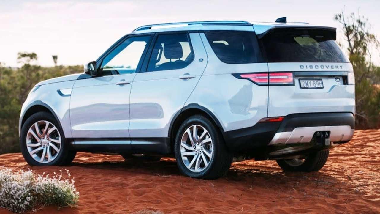 55 The 2019 Land Rover Discovery Sport Spesification