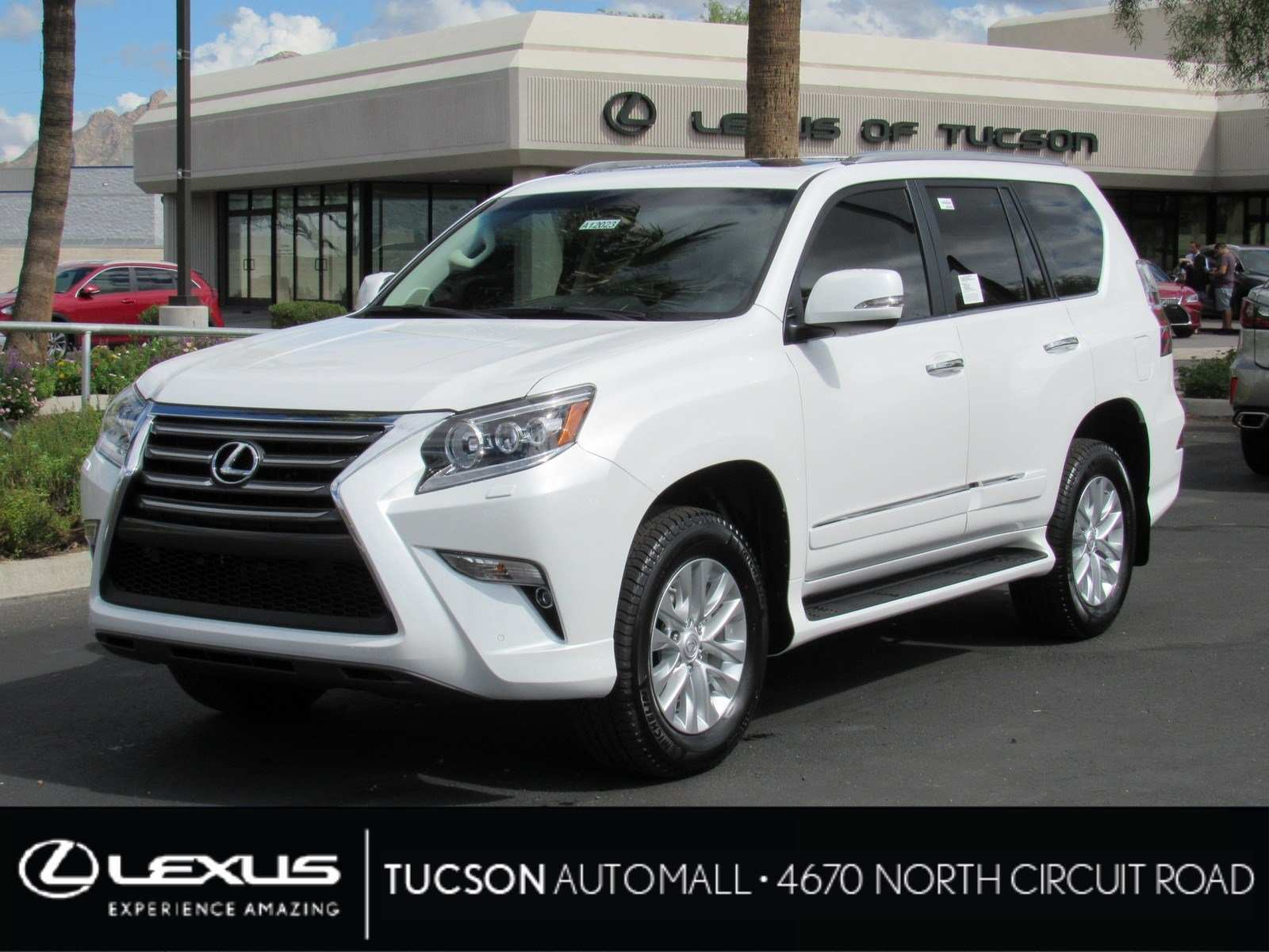 55 The 2019 Lexus GX 460 Ratings