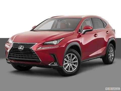 55 The 2019 Lexus Nx Release